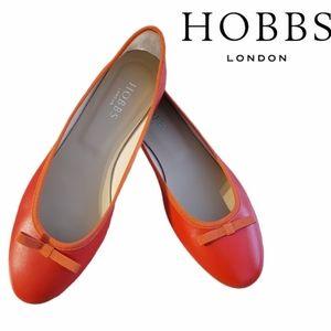 HOBBS London ballerina slip on flats